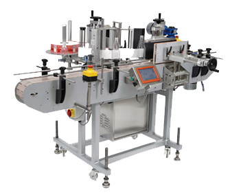 Series 1550 Single Label Head Labeling Machine - Single Wrap Around or Wipe on Label