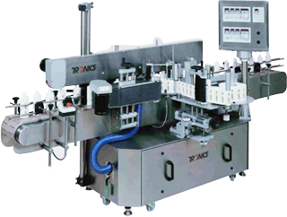 S3S Premier Labeling System - Bottle Labeling Machine