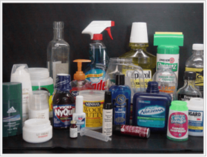 A Few Examples of Bottle and Label Types Run on the S3S Premier Labeler.
