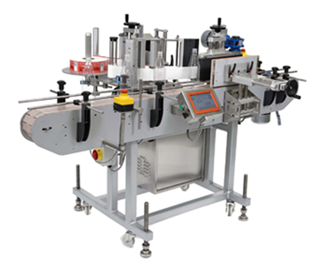 Tronics S1500 Series Automatic Bottle Labeler - Wrap Around or Wipe On